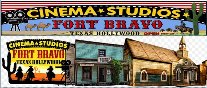 TEXAS-HOLLYWOOD/FORT BRAVO