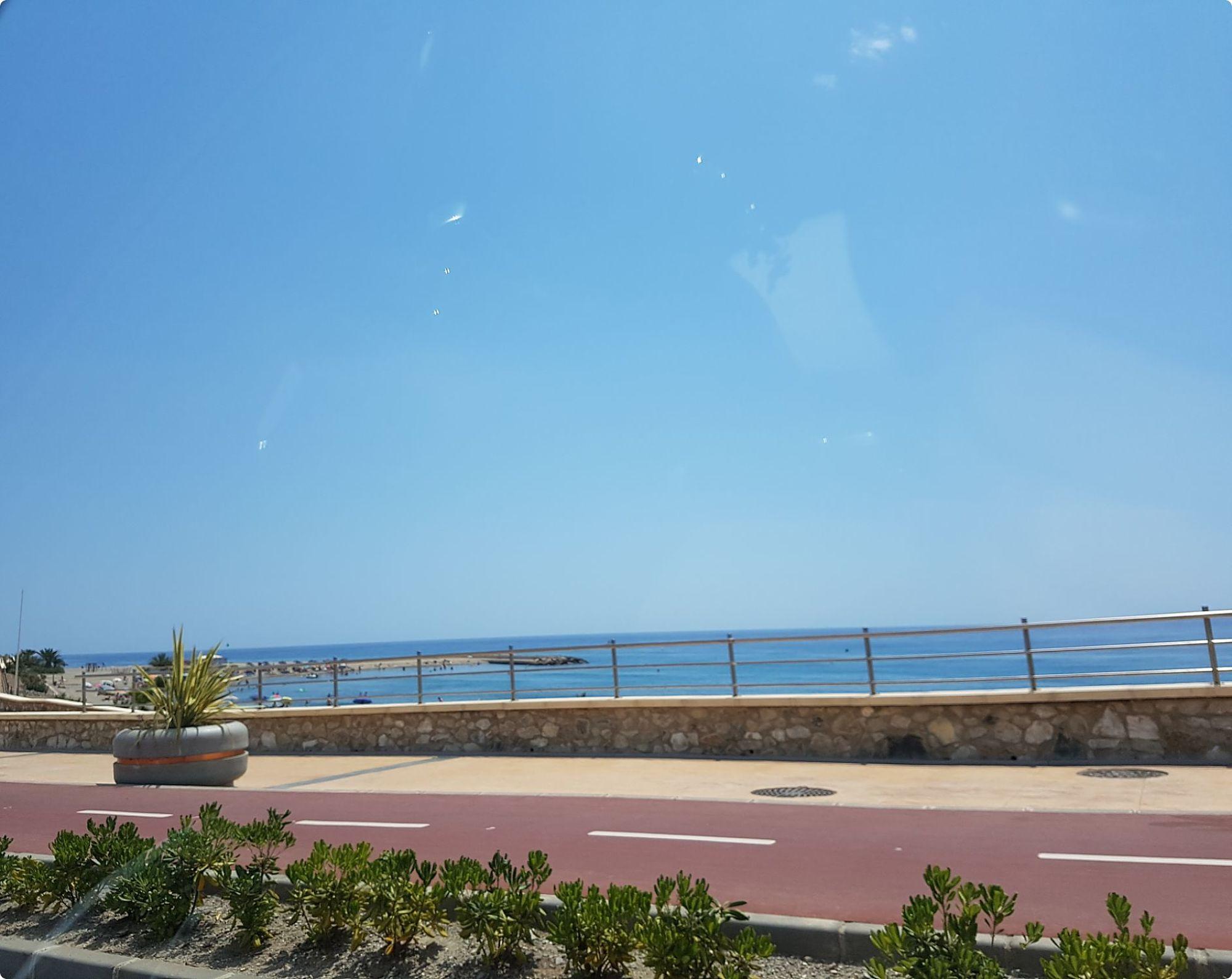 Mojacar se encuentra en la provincia de Almeria en la region de Andalucia.