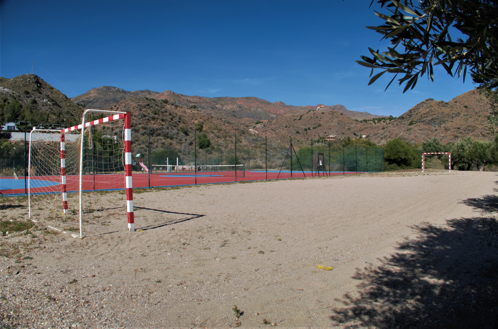 Football field Centro Vacacional Macenas