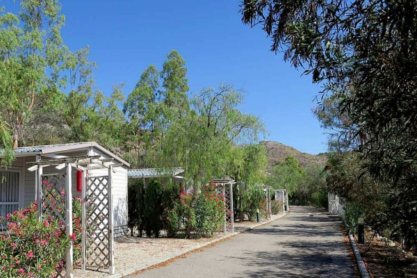 Street bungalows