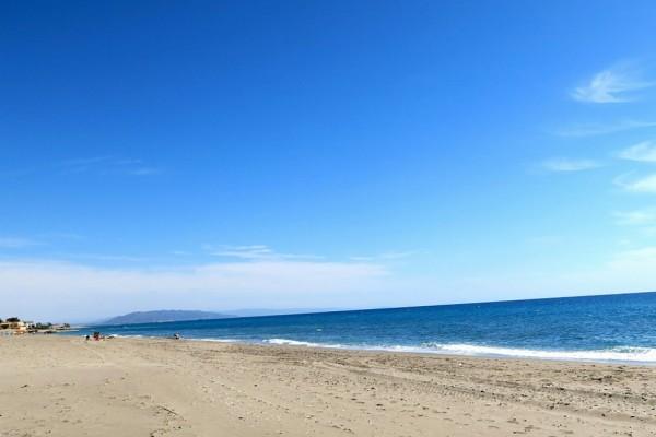 Beach: